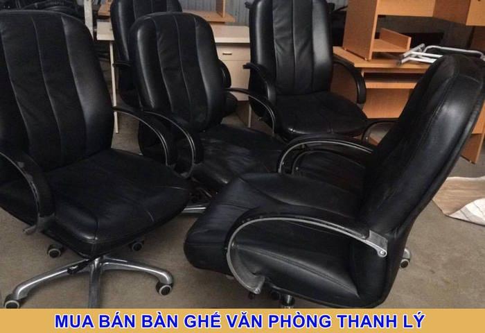 mua bàn ghế văn phòng thanh lý