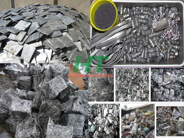 Thu mua phế liệu huyện Bình Chánh