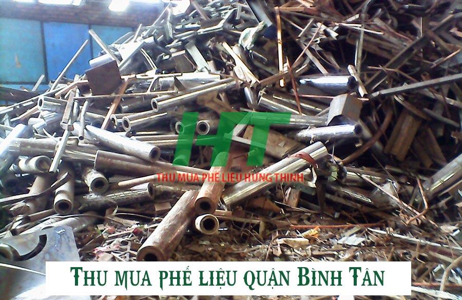 Thu mua phế liệu quận Bình Tân, thu mua phe lieu quan binh tan