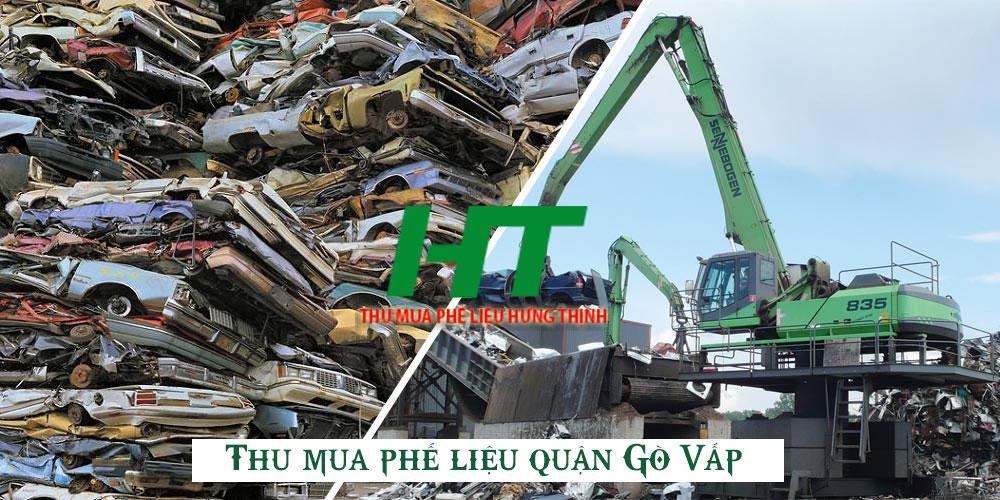 Thu mua phế liệu quận Gò Vấp, thu mua phe lieu quan go vap