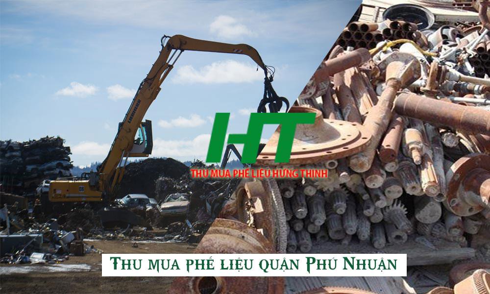 Thu mua phế liệu quận Phú Nhuận, thu mua phe lieu quan phu nhuan