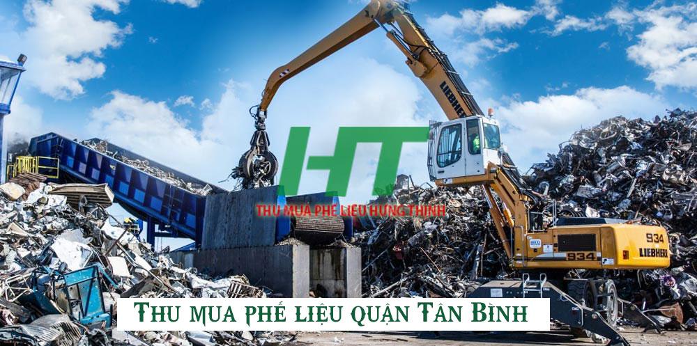 Thu mua phế liệu quận Tân Bình, thu mua quan tan binh