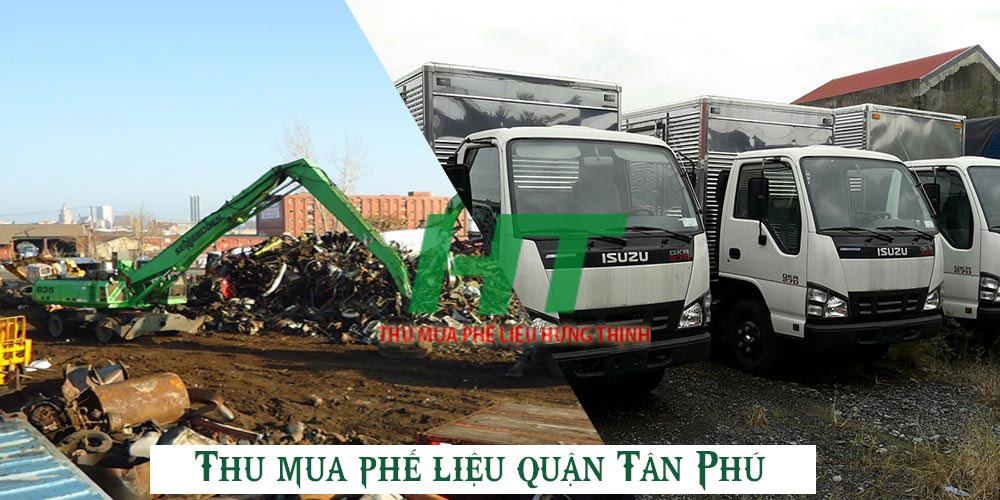 Thu mua phế liệu quận Tân Phú, thu mua phe lieu quan tan phu