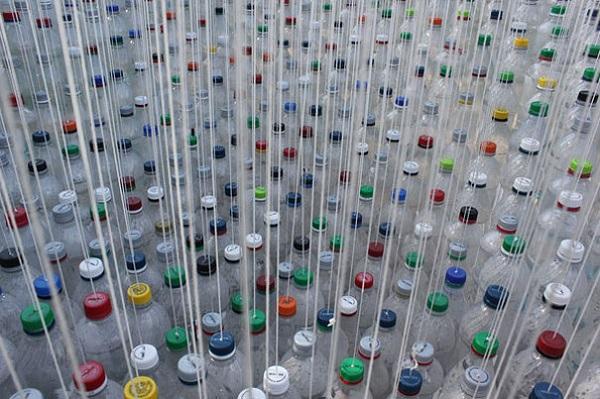 cách tái chế chai width=