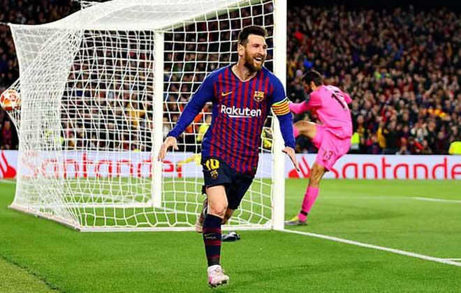 Barcelona - Liverpool Messi deo sầu 1 chân vào chung kết