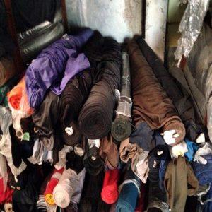 Thu mua các loại vải tồn kho thanh lý trên thị trường hiện nay