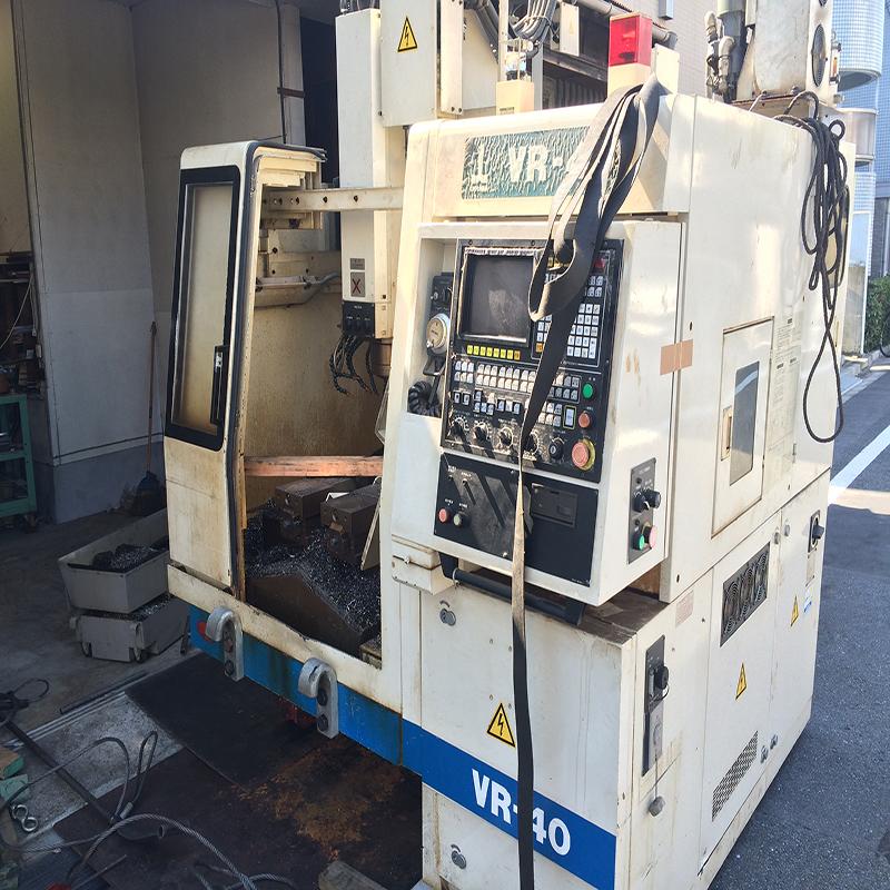 Thu mua máy cơ khí cũ giá cao