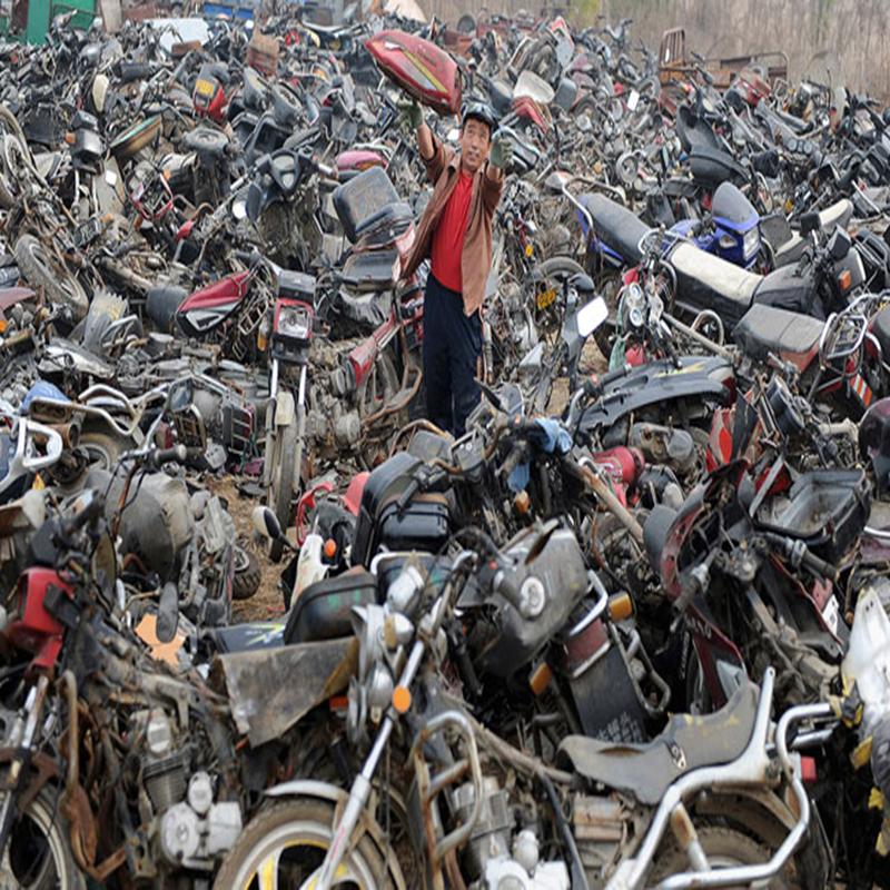 Quy trình thu mua xe máy cũ tại công ty Hưng Thịnh