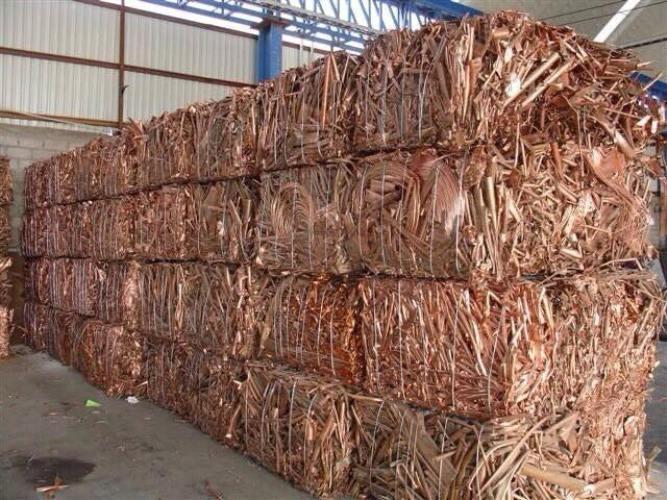 Quy trình thu mua phế liệu đồng tại Hưng Thịnh