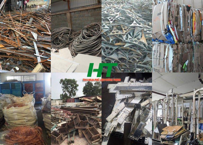 Các loại phế liệu mà công ty Hưng Thịnh thu mua giá cao