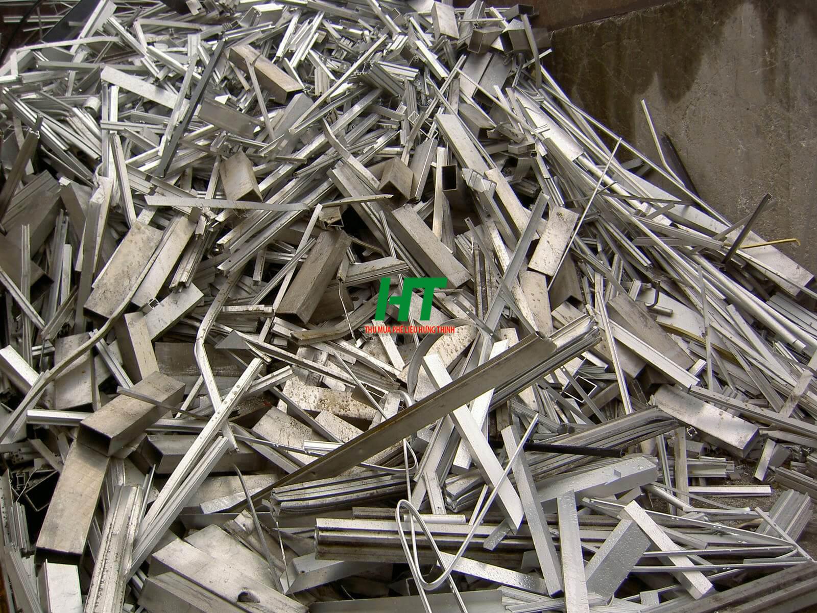 Các loại phế liệu kim loại công ty Hưng Thịnh thu mua giá cao