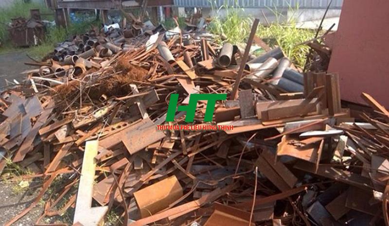 Mua bán phế liệu tại Bình Phước
