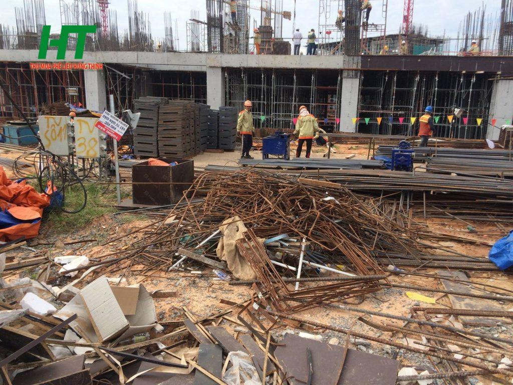 Lý do nên chọn dịch vụ thu mua phế liệu xây dựng Hưng Thịnh