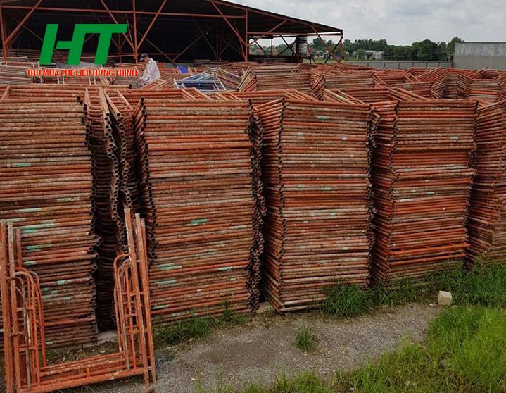 Thu mua phế liệu KCN Phước Đông
