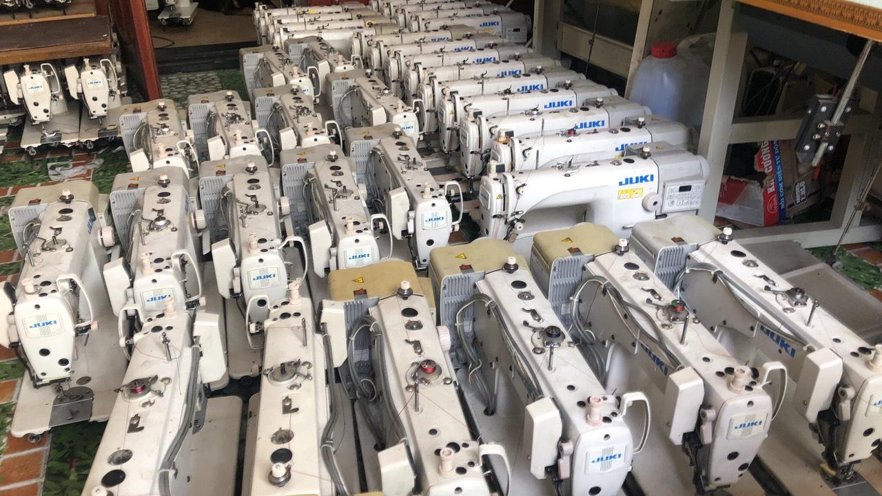 Thu mua các loại máy móc ngành dệt may với giá cao