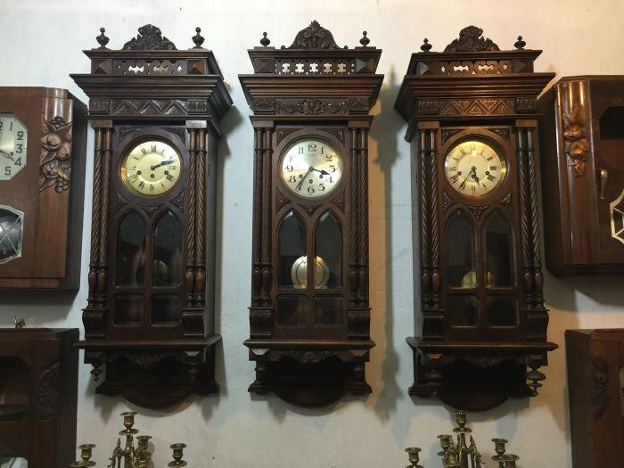 Thị trường thu mua đồng hồ cũ treo tường và đeo tay