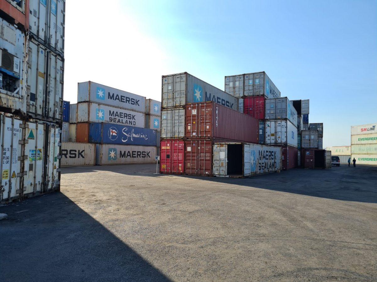 Có nên mua bán và thanh lý container cũ ?