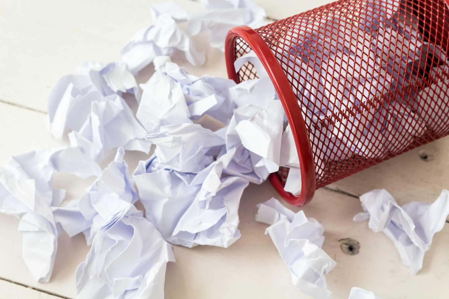 Những loại giấy nào có thể tái chế được?