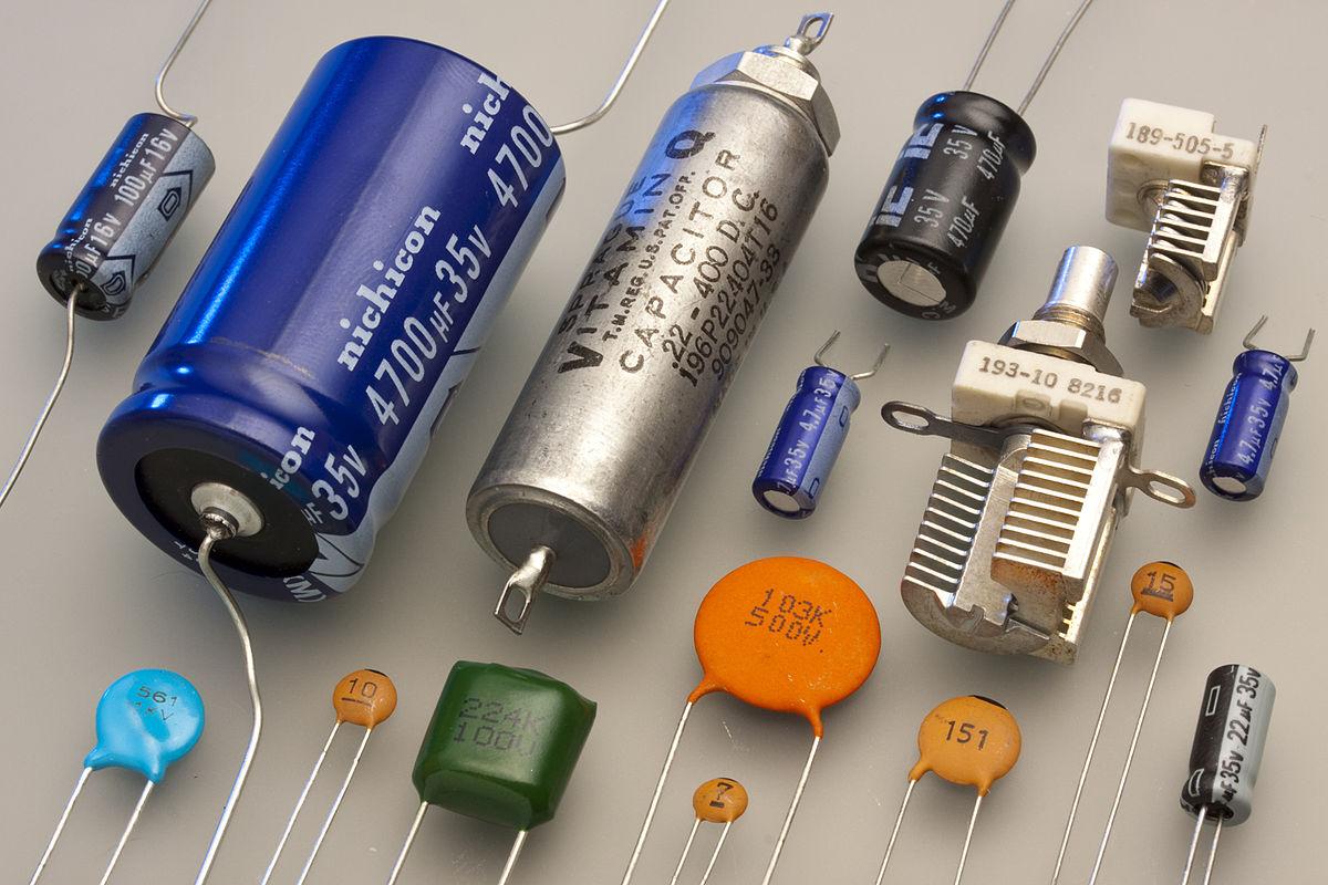 Tụ điện là gì trong từ điển Việt Anh ngành phế liệu cũ thanh lý?