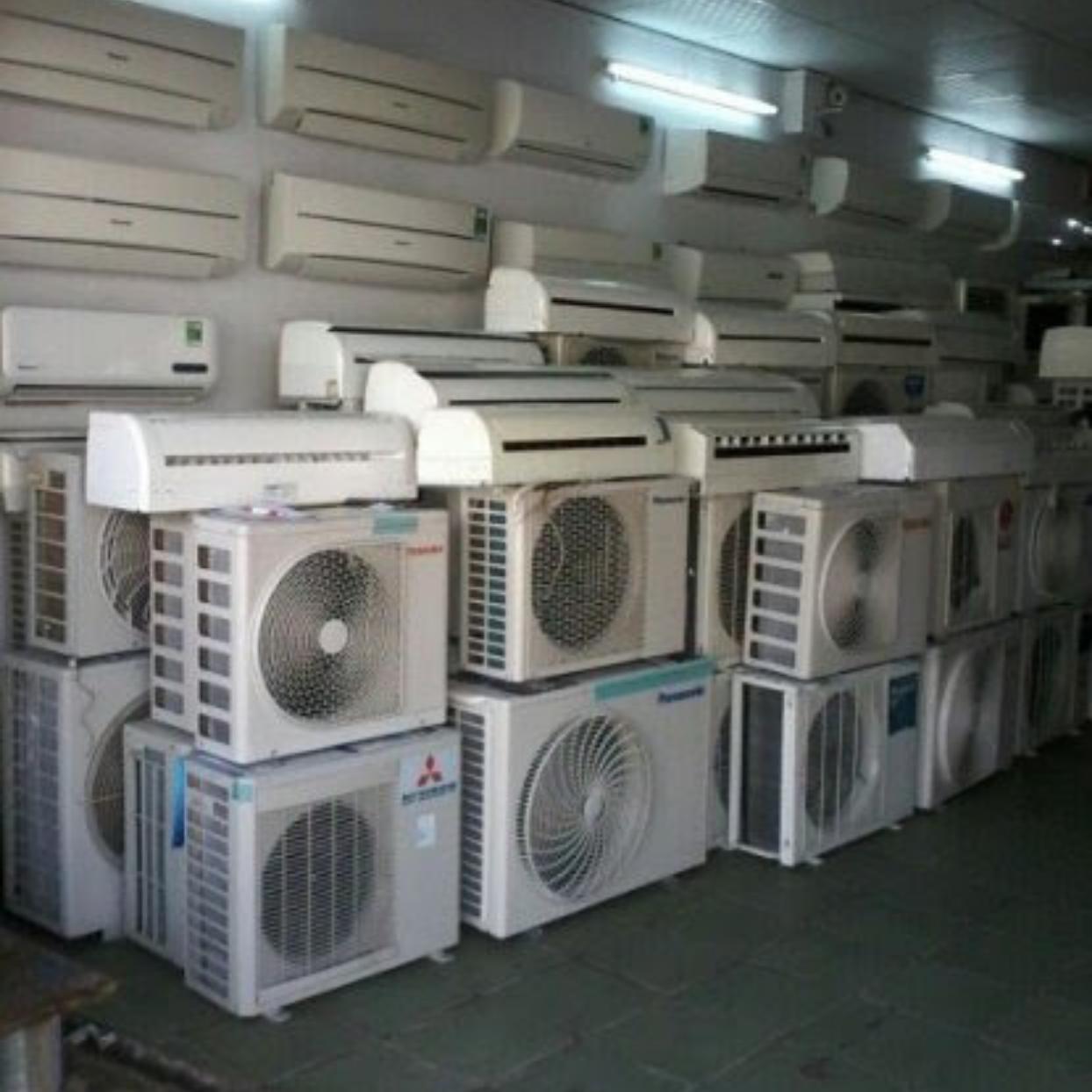 Quy trình thu mua máy lạnh cũ tại phế liệu Hưng Thịnh