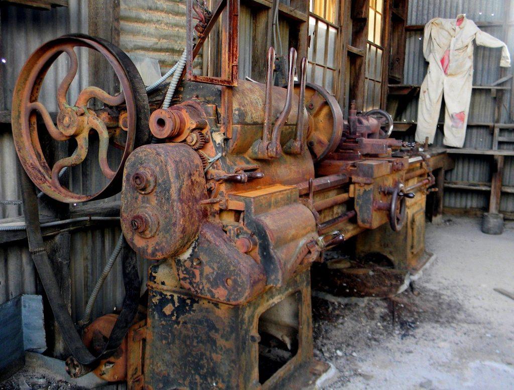 Công ty hưng Thịnh thu mua máy cơ khí cũ giá cao trên thị trường