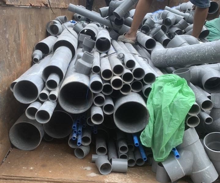 Hình ảnh phế liệu nhựa
