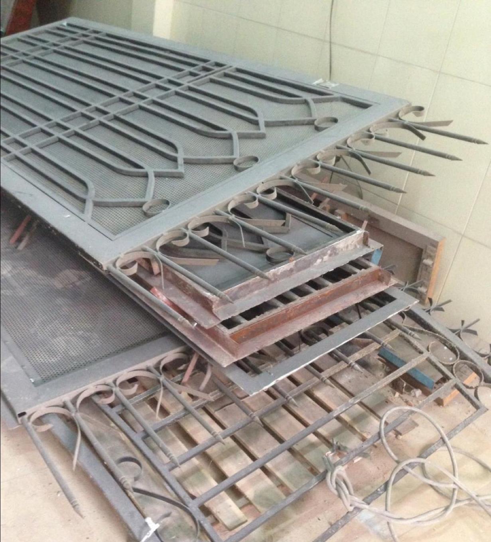 Phân loại các loại cửa sắt cũ – khung cửa