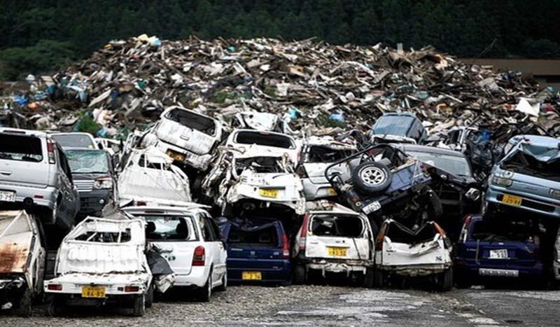Thu mua phế liệu xe hơi