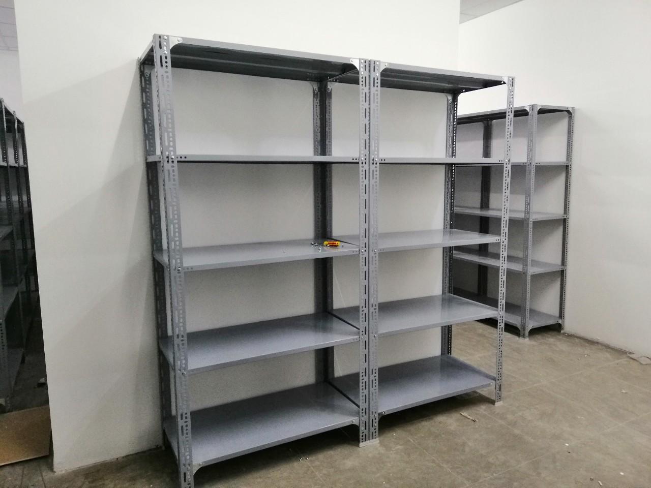 Thu mua kệ sắt V lỗ thanh lý tại TPHCM và cả nước
