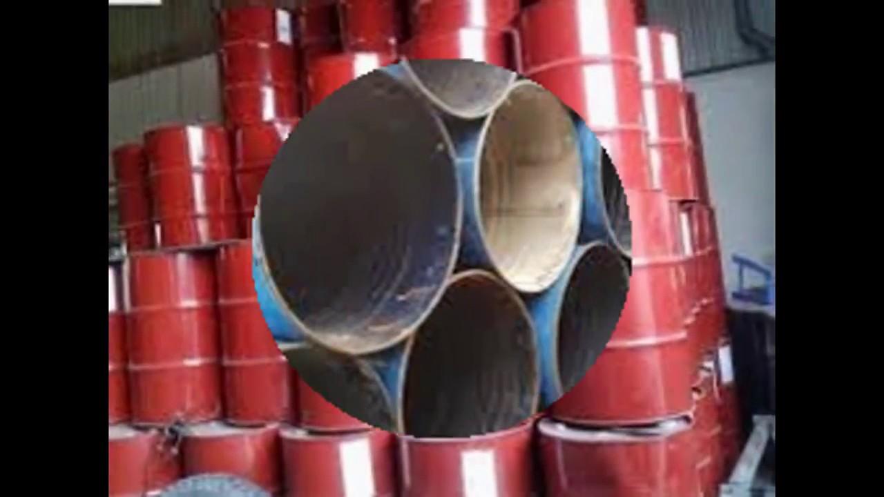 Cập nhật giá thu mua thùng phi sắt phế liệu giá cao Hưng Thịnh