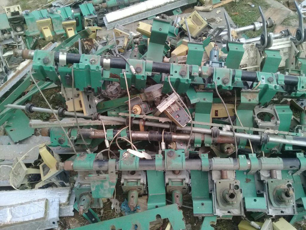 Thu mua máy móc cũ phế liệu thanh lý giá cao nhất ở tại Miền Nam