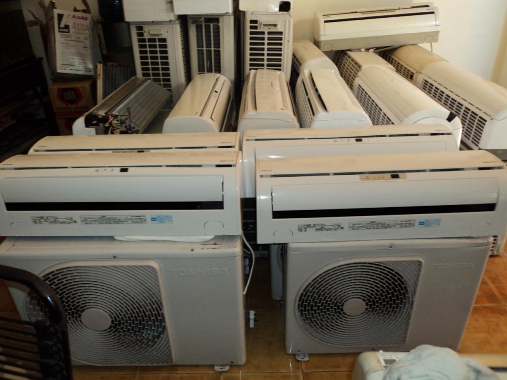 Thanh lý và thu mua dàn máy lạnh cũ