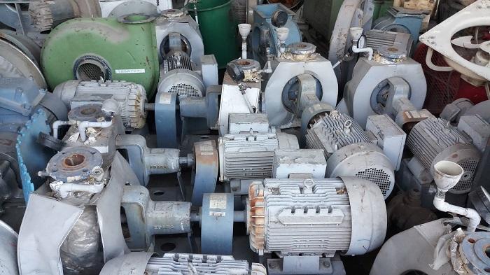 Giá thu mua máy móc cơ khí cũ