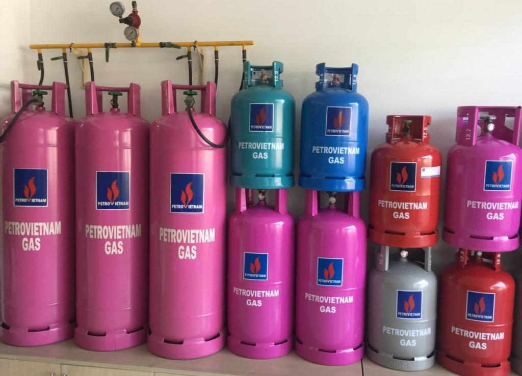 Mua vỏ bình Gas Lớn – Gas mini giá tốt