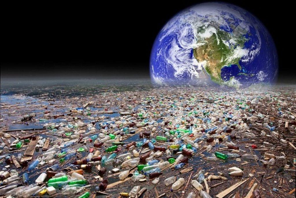 Phế liệu gây ô nhiễm môi trường