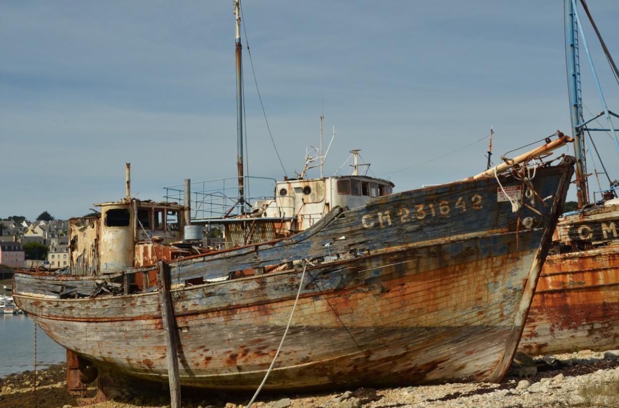 Thu mua ghe tàu cũ giá cao đủ các trọng tải