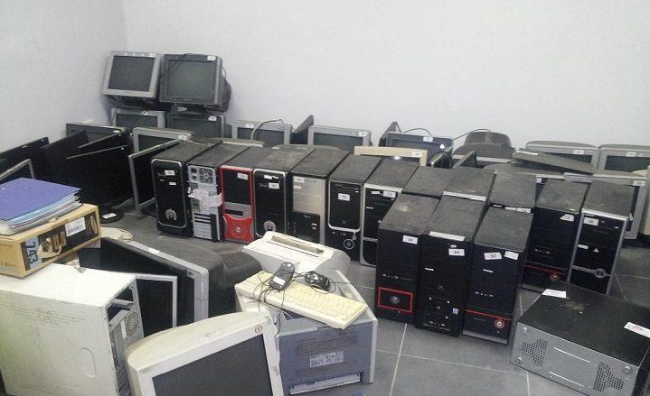 Quy trình thu mua máy tính cũ giá cao tại công ty Hưng Thịnh