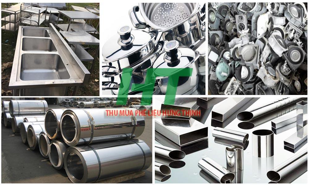 Các loại phế liệu kim loại quý thu mua giá cao