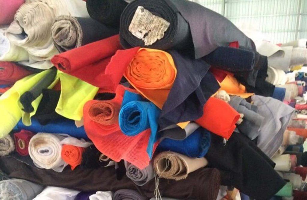 Thu mua phế liệu dệt may phổ biến hiện nay