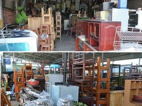 Thu mua đồ cũ công nghiệp