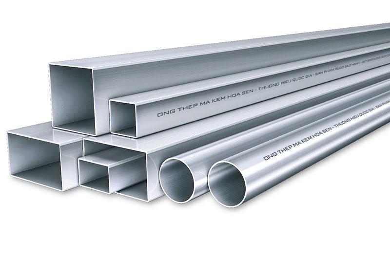 Bảng khối lượng thép ống