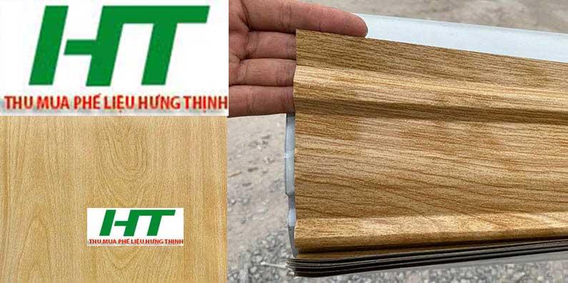 Tôn giả gỗ Hoa Sen được Thu mua phế liệu Hưng Thịnh phân phối tới người sử dụng với giá gốc, nhiều ưu đãi hấp dẫn